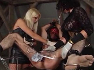 Nipple Torments and CBT Lady Jane Femdom