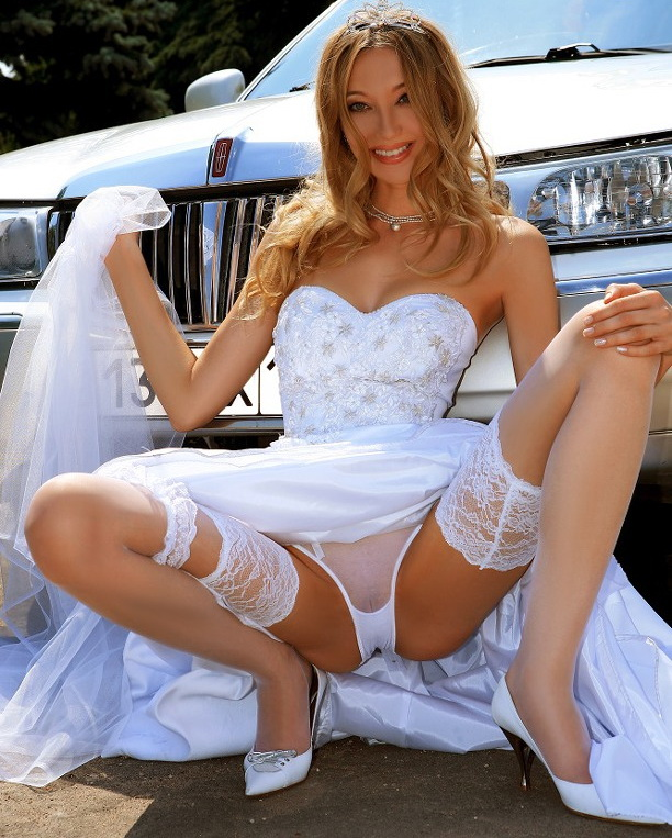Naked Sexy Brides