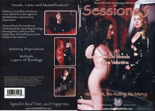 Gwenmedia - Sessions 09 - Jacqueline & Anna BDSM