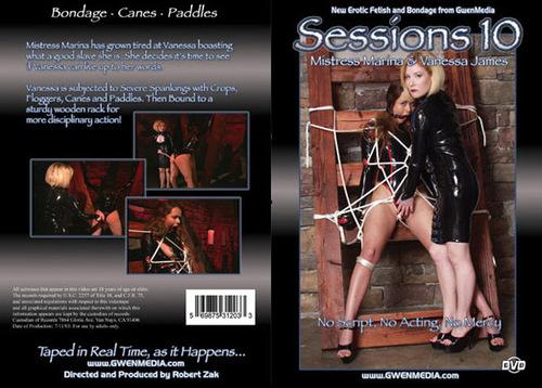 GwenMedia - Sessions 10 - Mistress Marina & Vanessa BDSM