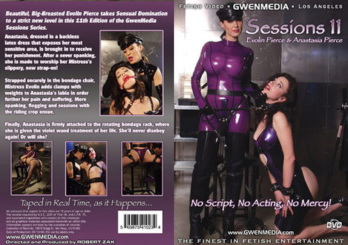 GwenMedia - Sessions 11 - Mistress Evolin & Anastasia Pierce BDSM