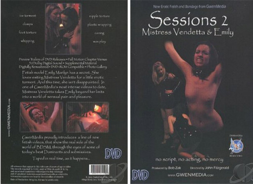 GwenMedia - Sessions 02 - Mistress Vendetta & Emily BDSM