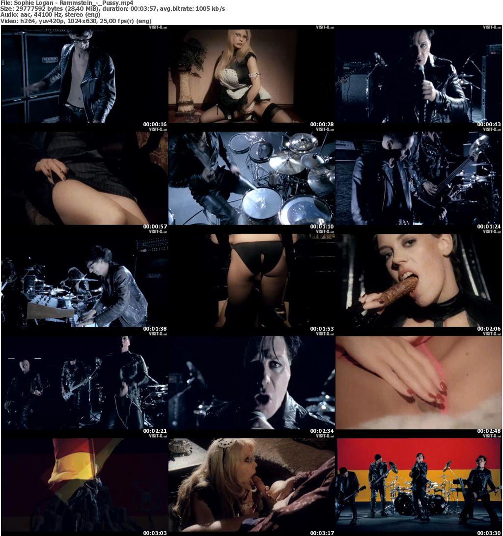 Rammstein Releases Porn Music Photo