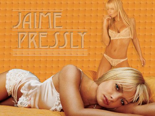 Is jaime pressly gay