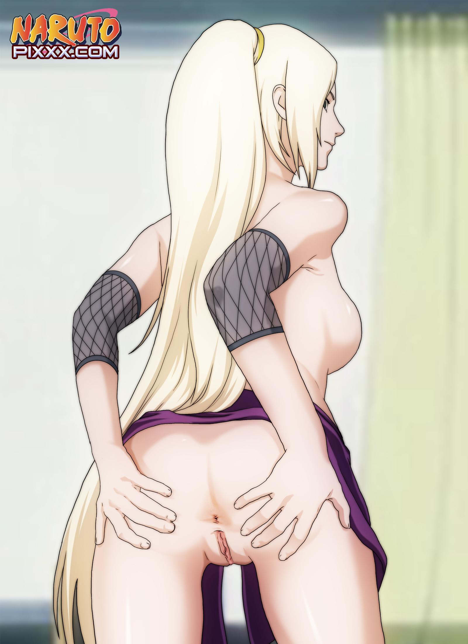 Hot nackt yamanaka ino sexy ino
