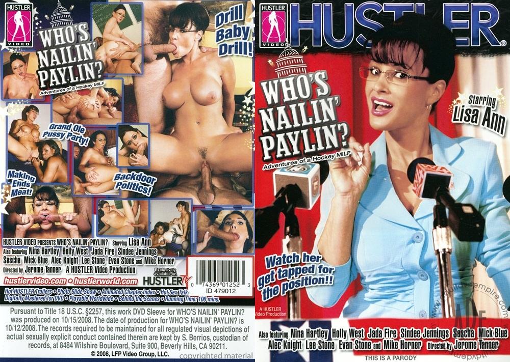 Lesbian Whos Nailin Palin